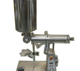 DVP-100-1 -  Пневматический дозатор для молока - йогурт