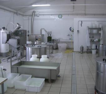 Латина - молочные продукты