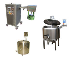 Pasteurizers & Cheese Production Units